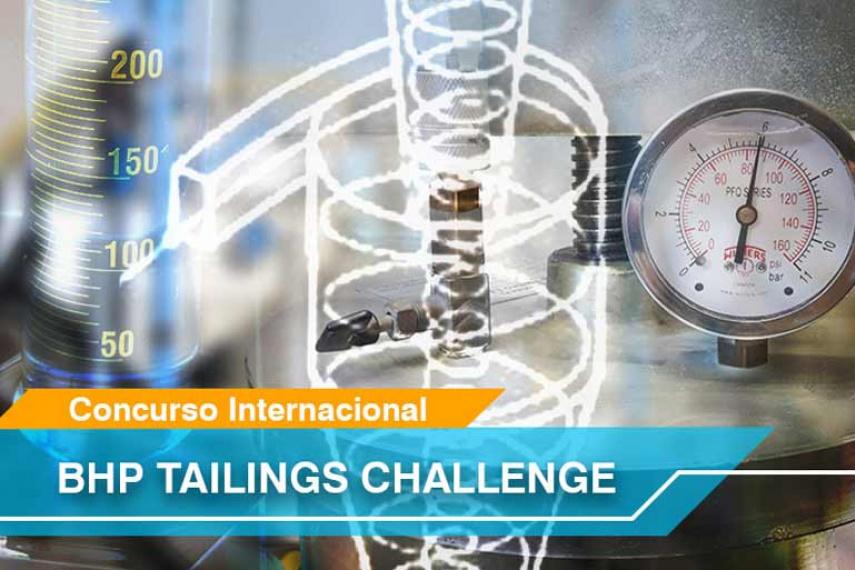 Eral-Chile en BHP Tailings Challenge